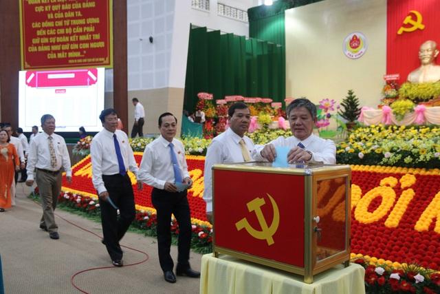 Ông Ngô Chí Cường được bầu làm Bí thư Tỉnh ủy Trà Vinh - Ảnh 1.
