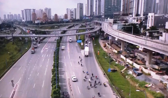 Trạm BOT ở Xa lộ Hà Nội sẽ thu phí từ tháng 11/2020 - Ảnh 1.