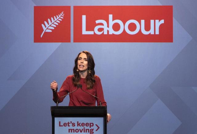 Công đảng giành chiến thắng áp đảo trong cuộc bầu cử Quốc hội New Zealand - Ảnh 1.