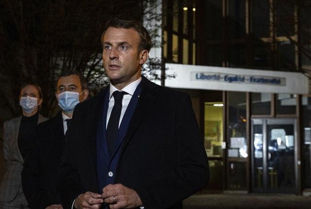 Vụ chặt đầu giáo viên tại Pháp: Hé lộ những thông tin về nghi phạm và các tình tiết - ảnh 1