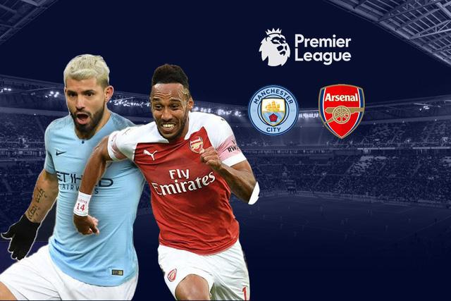 Manchester City vs Arsenal: Pháo thủ thách thức nửa xanh thành Manchester (23h30 hôm nay, 17/10) - Ảnh 3.