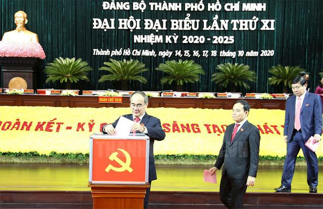 Bộ Chính trị phân công ông Nguyễn Thiện Nhân tiếp tục theo dõi, chỉ đạo Đảng bộ TP.HCM - Ảnh 1.