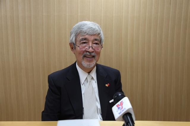 """""""Việt Nam là đối tác cực kỳ quan trọng trong chính sách ngoại giao của Nhật Bản"""" - ảnh 2"""