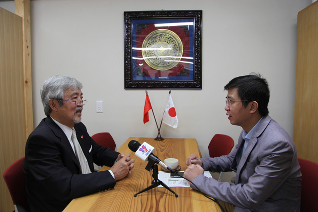 """""""Việt Nam là đối tác cực kỳ quan trọng trong chính sách ngoại giao của Nhật Bản"""" - ảnh 1"""