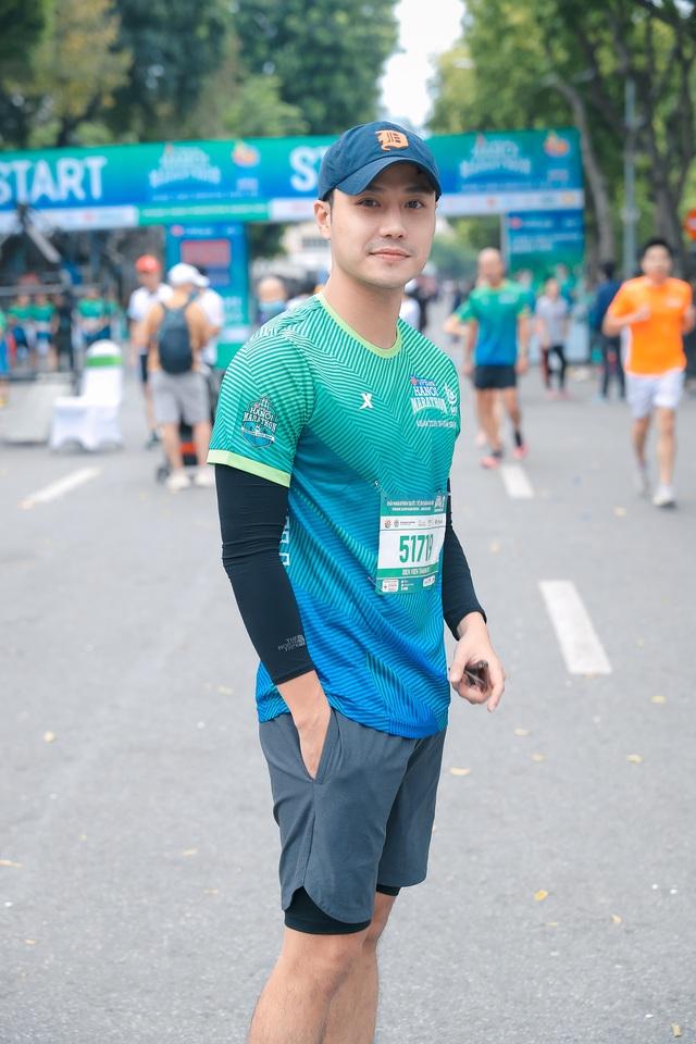 MC Mai Ngọc chạy thi cùng Xuân Nghị, Thanh Sơn - Ảnh 4.