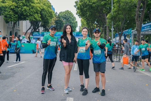 MC Mai Ngọc chạy thi cùng Xuân Nghị, Thanh Sơn - Ảnh 12.