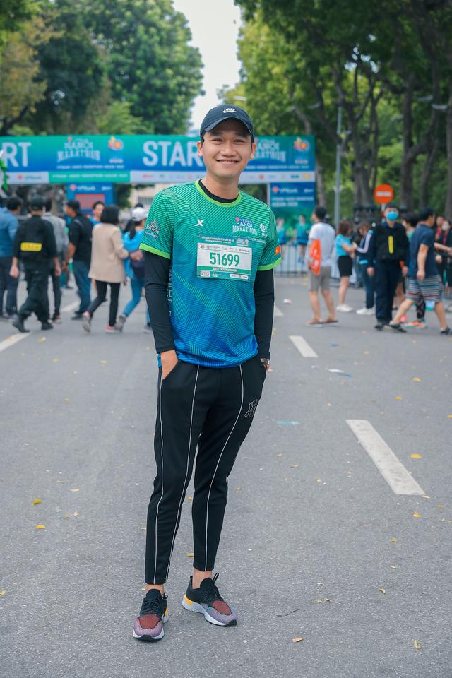 MC Mai Ngọc chạy thi cùng Xuân Nghị, Thanh Sơn - Ảnh 6.