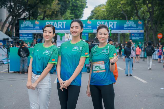 MC Mai Ngọc chạy thi cùng Xuân Nghị, Thanh Sơn - Ảnh 9.