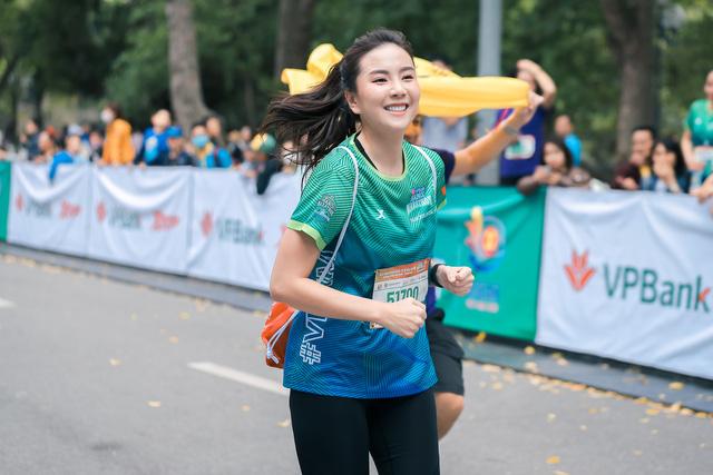 MC Mai Ngọc chạy thi cùng Xuân Nghị, Thanh Sơn - Ảnh 11.