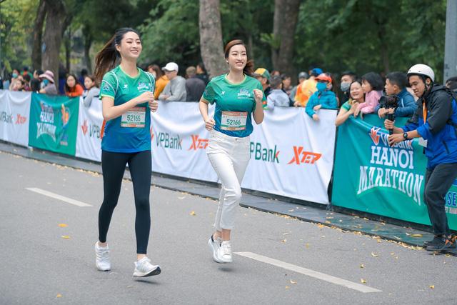 MC Mai Ngọc chạy thi cùng Xuân Nghị, Thanh Sơn - Ảnh 10.