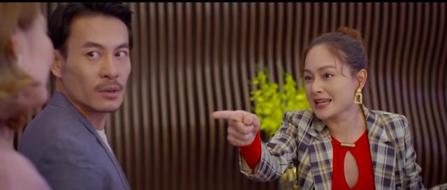Trói buộc yêu thương - Tập 13: Bắt quả tang Khánh và Hà ngay tại khách sạn, Dung tí xé rách áo tiểu tam - Ảnh 1.