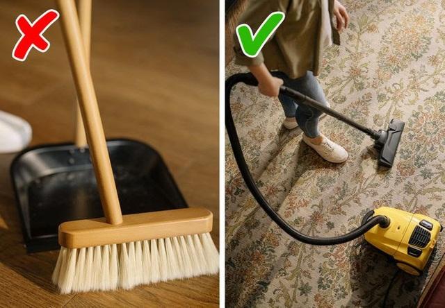 Làm việc nhà không đúng cách có thể hủy hoại sức khỏe của bạn - Ảnh 1.