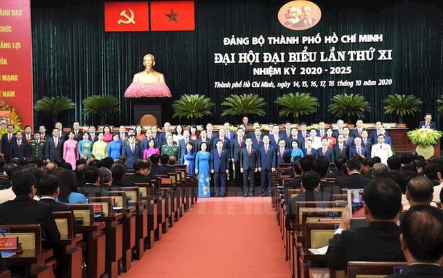 50/67 đảng bộ trực thuộc Trung ương hoàn thành tổ chức đại hội - Ảnh 1.