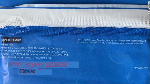 Mỹ thu hồi khăn giấy dùng nhiều lần vì nhiễm khuẩn gây nhiễm trùng - Ảnh 1.