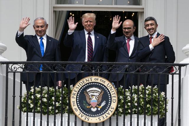 Israel - Bahrain thiết lập quan hệ ngoại giao chính thức - Ảnh 1.