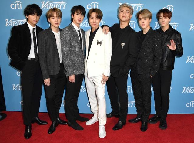 Rộ tin BTS nộp đề cử tranh giải Grammy 2021 - Ảnh 1.