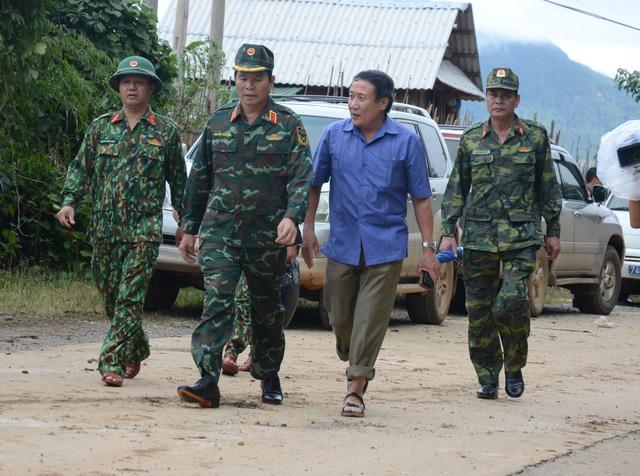 40 giờ khẩn trương tìm kiếm 22 nạn nhân sạt lở đất ở Hướng Hóa - Quảng Trị - Ảnh 2.