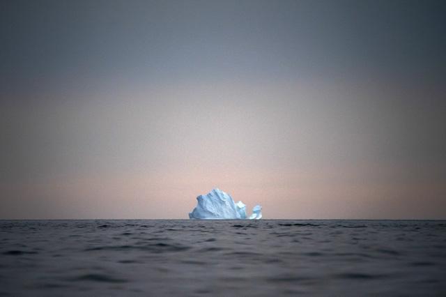 Băng tan kỷ lục tại Greenland khiến nước biển dâng cao nhất trong 12.000 năm qua - ảnh 1