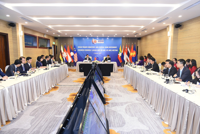 Thúc đẩy tài chính bền vững trong khu vực ASEAN - Ảnh 1.