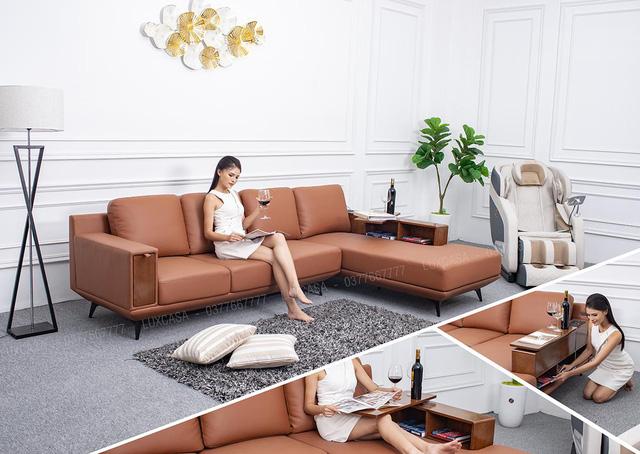 Sự lên ngôi của nội thất thông minh xu hướng mới - Ảnh 1.