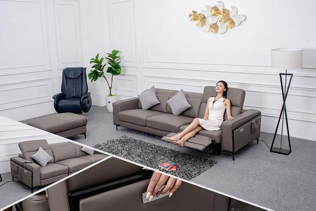 Sự lên ngôi của nội thất thông minh xu hướng mới - Ảnh 2.