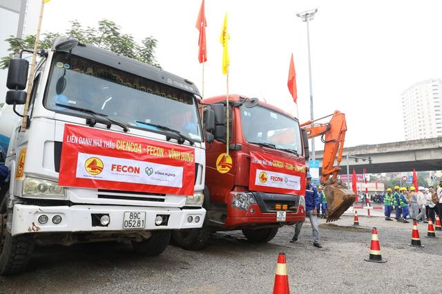 Hôm nay (2/10) khởi công hầm chui Lê Văn Lương - Vành đai 3 - Ảnh 2.