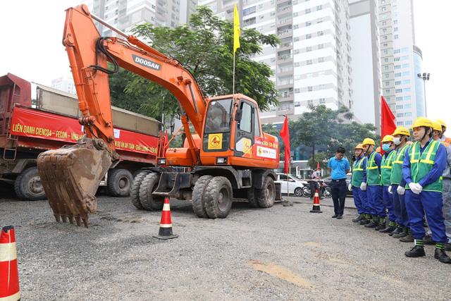Hôm nay (2/10) khởi công hầm chui Lê Văn Lương - Vành đai 3 - Ảnh 1.