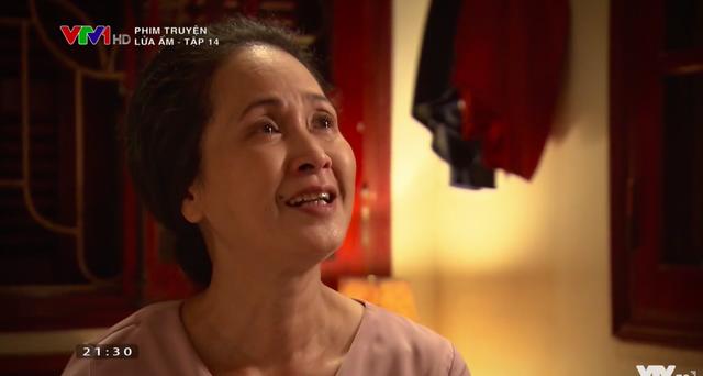Lửa ấm - Tập 14: Vừa cứu người tình cũ suýt chết duối, Minh (Quốc Thái) chạy ngay đến giải nguy cho vợ - ảnh 2