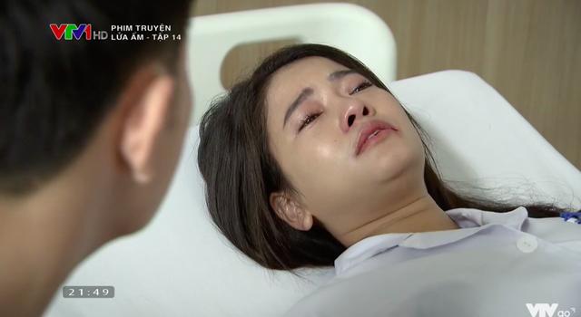 Lửa ấm - Tập 14: Vừa cứu người tình cũ suýt chết duối, Minh (Quốc Thái) chạy ngay đến giải nguy cho vợ - ảnh 9