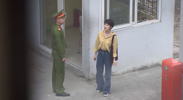 Lửa ấm - Tập 14: Vừa cứu người tình cũ suýt chết duối, Minh (Quốc Thái) chạy ngay đến giải nguy cho vợ - Ảnh 4.