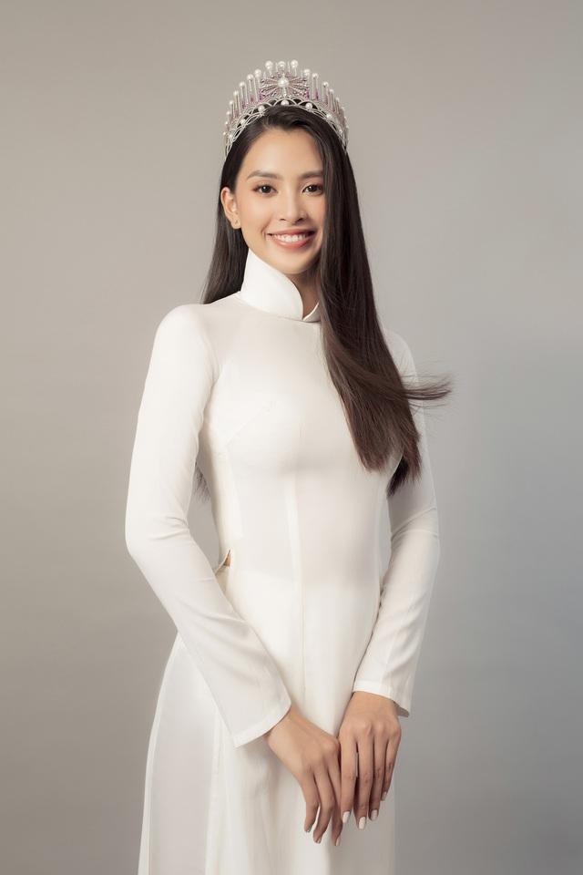 Hoa hậu Tiểu Vy khoe bộ ảnh bên mẹ nhân ngày 20/10 - Ảnh 10.