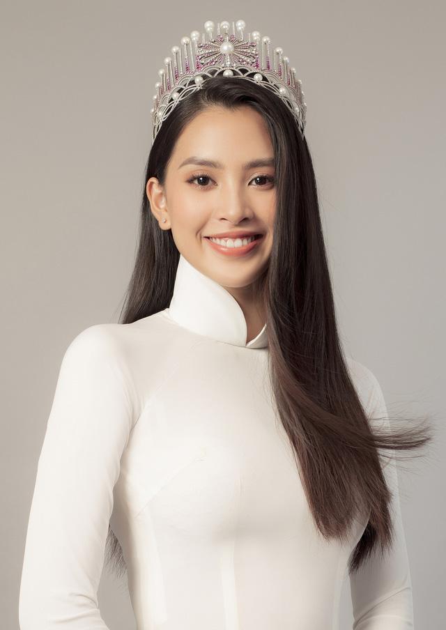 Hoa hậu Tiểu Vy khoe bộ ảnh bên mẹ nhân ngày 20/10 - Ảnh 4.