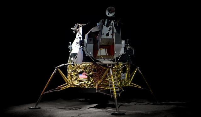 NASA ký hợp đồng với Nokia cho hệ thống mạng 4G đầu tiên trên Mặt trăng - Ảnh 1.