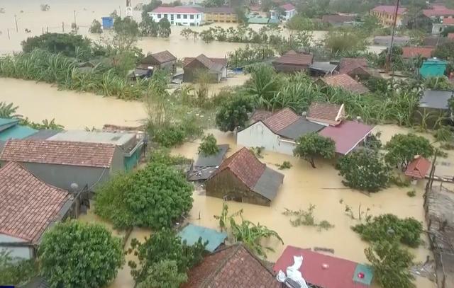 133 người thiệt mạng và mất tích do mưa lũ tại miền Trung - Ảnh 1.