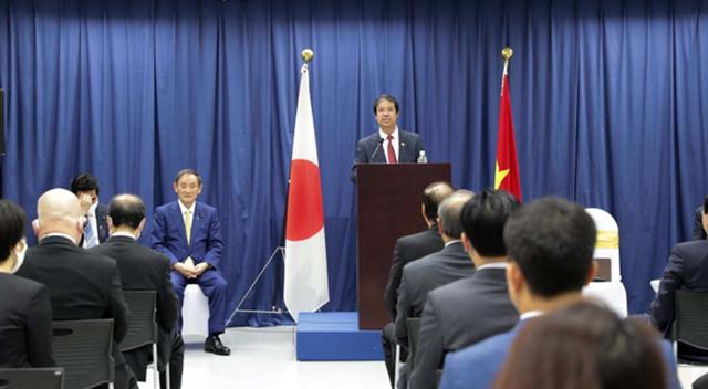 ĐH Việt Nhật là biểu tượng cho sự hợp tác Nhật Bản - ASEAN trong đào tạo nguồn nhân lực toàn cầu - Ảnh 2.