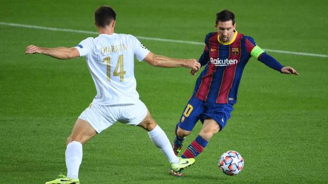 Kết quả vòng bảng Champions League sáng 21/10: PSG 1-2 Man Utd, Barcelona 5-1 Ferencvaros, Lazio 3-1 Dortmund - Ảnh 3.