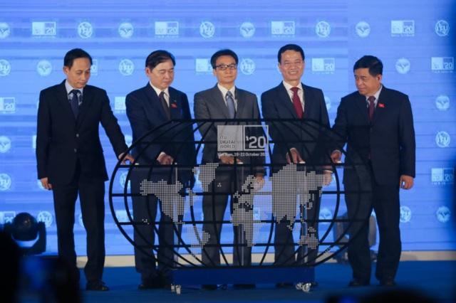 akaBot - nền tảng tự động hóa quy trình nghiệp vụ tham dự triển lãm ITU Digital World 2020 - Ảnh 1.