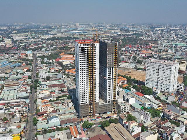 Thị trường căn hộ cao cấp tại TP.HCM chưa giảm nhiệt - Ảnh 1.
