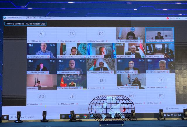 Hỗ trợ giải pháp công nghệ cho Hội nghị và Triển lãm Thế giới số - ITU Digital World 2020 - Ảnh 1.