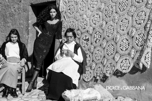 Dolce & Gabbana Thu đông 2020 tôn vinh tính truyền thống - Ảnh 2.