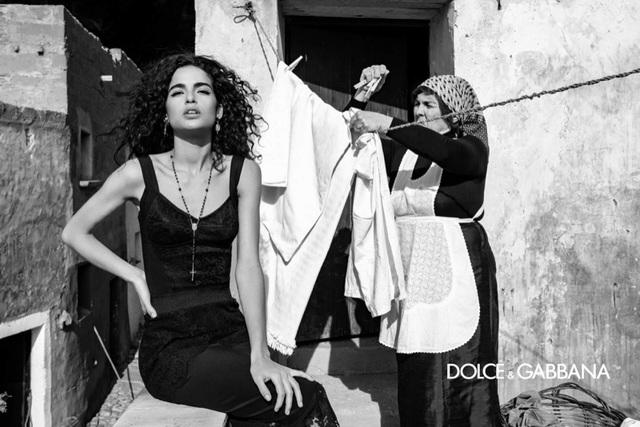 Dolce & Gabbana Thu đông 2020 tôn vinh tính truyền thống - Ảnh 4.