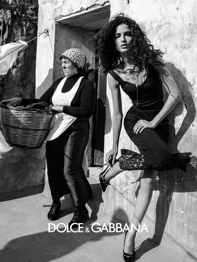 Dolce & Gabbana Thu đông 2020 tôn vinh tính truyền thống - Ảnh 5.