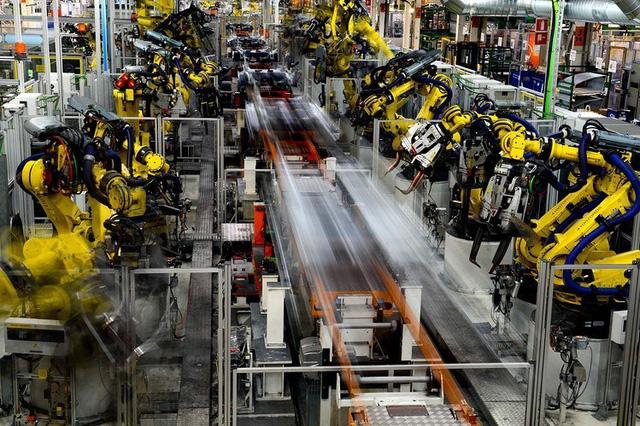 Robot đe dọa 800 triệu việc làm trên thế giới - ảnh 1