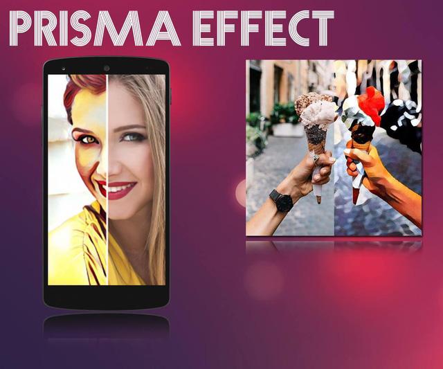 Chỉnh sửa ảnh nghệ thuật với Prisma Photo Editor - Ảnh 1.
