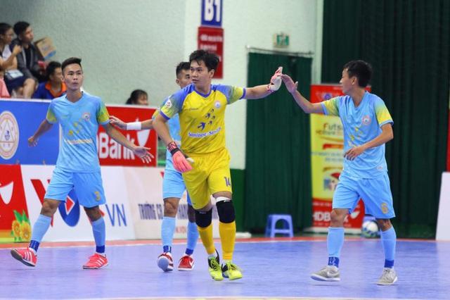 Giải Futsal VĐQG 2020: Thái Sơn Nam vô địch, Savinest Sanatech Khánh Hòa xếp hạng 3 sau lượt trận cuối - Ảnh 1.
