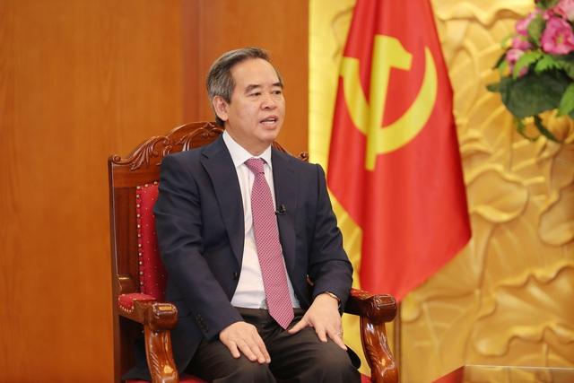 Trưởng Ban Kinh tế Trung ương Nguyễn Văn Bình: Doanh nghiệp Việt Nam phải tận dụng mọi nguồn lực cho đổi mới sáng tạo - Ảnh 2.