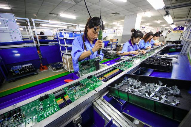 """Ngành đồ điện tử gia dụng Trung Quốc nhận """"cú hích"""" sau dịch bệnh - Ảnh 1."""