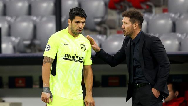 Thua đậm Bayern, HLV Simeone vẫn lạc quan - Ảnh 2.