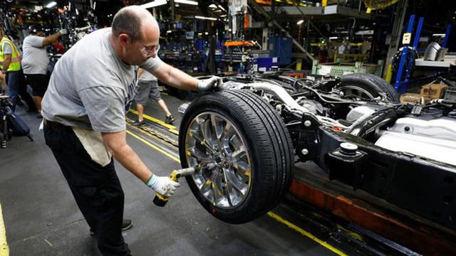 Nhìn lại ngành ô tô Mỹ qua nhiệm kỳ của Tổng thống Donald Trump - Ảnh 2.