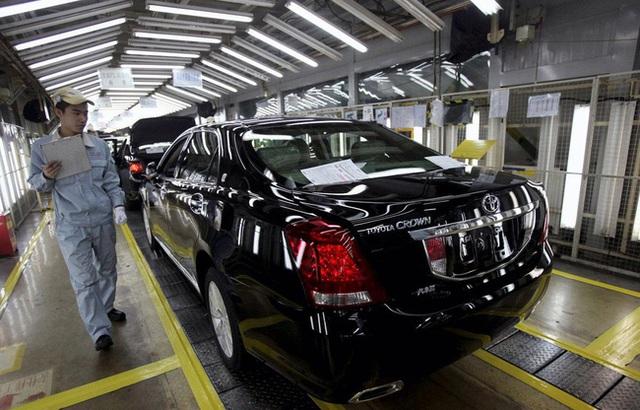 Nhìn lại ngành ô tô Mỹ qua nhiệm kỳ của Tổng thống Donald Trump - Ảnh 1.